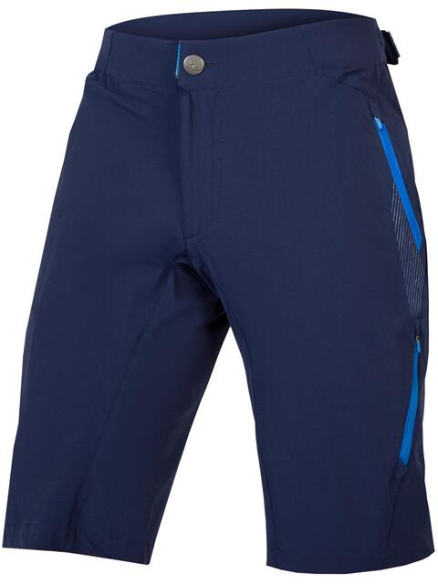 Endura SingleTrack Lite II Shorts Herren marineblau